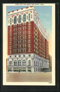 AK New Haven, Hotel Taft and Annex