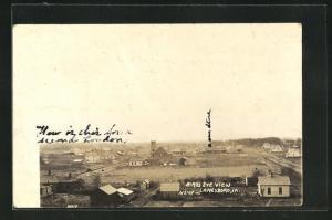 AK Lanesboro, IA, Teilansicht der Ortschaft