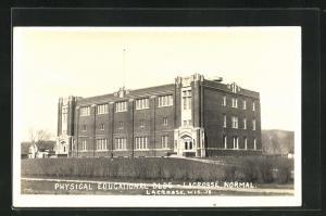 AK Lacrosse, WI, Physical Educational Building - Lacrosse Normal