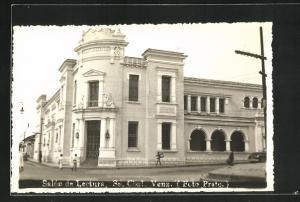 AK San Cristobal, Salon de Lectura