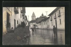 AK Quito, Strassenpartie