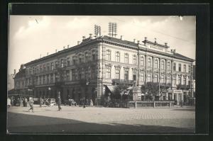 AK Kosice, Hotel Schalkhaz