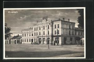 Foto-AK Zvolen, Motiv vom Grand Hotel