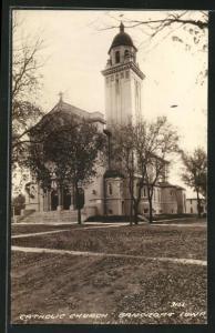 AK Bancroft, IA, Catholic Church / Katholische Kirche