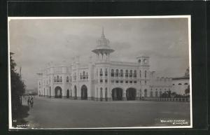 AK Kuala Lumpur, Railway Station