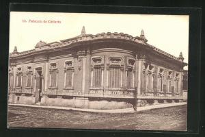 AK Asuncion, Palacete de Cellario
