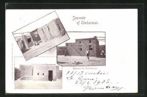 AK Omdurman, Houses in Omdurman