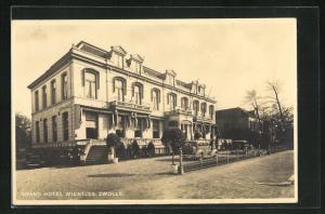 AK Zwolle, Grand Hotel Wientjes