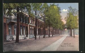 AK Zwolle, Reijnvis Feithlaan