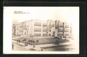 AK Richland Center, WI, High School