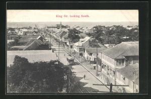 AK Jamaika, King Street looking South
