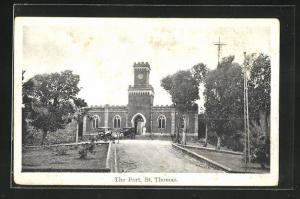 AK St. Thomas, The Fort