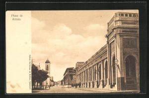 AK Asuncion, Plaza de Armas
