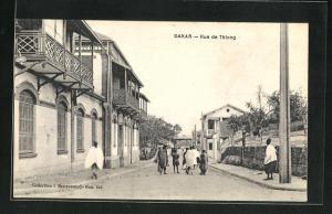 AK Dakar, Rue de Thlong