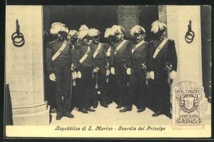 AK S. Marino, Guardia del Principe