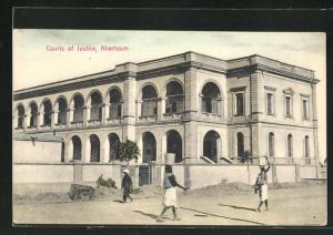 AK Khartoum, Courts of Justice