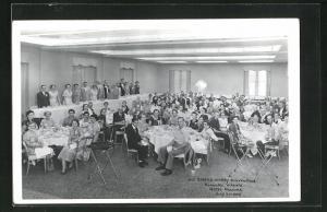 AK Roanoke, VA, All States Hobby Convention 1955, Hotel Roanoke