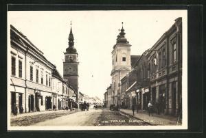 AK Trnava, Stefanikova ul., Strassenpartie