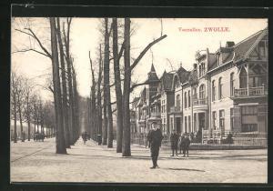 AK Zwolle, Veerallee