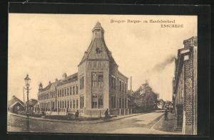 AK Enschede, Hoogere Burger- en Handelsschool