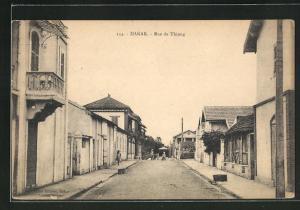 AK Dakar, Rue de Thiong