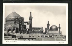 AK Maschhad, Tomb of Imam Reza