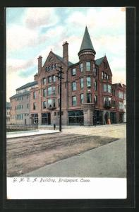 AK Bridgeport, CT, Y.M.C.A. Building