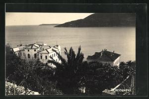 AK Hercegnovi, Blick auf Hotel Boka