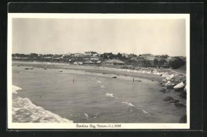 AK Timaru, Blick auf den Caroline Bay