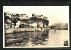 AK Herceg Novi, Uferpartie
