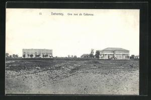 AK Dahomey, Une vue de Cotonou
