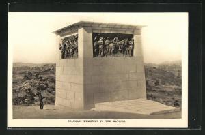 AK Matopos, Shangani Memorial