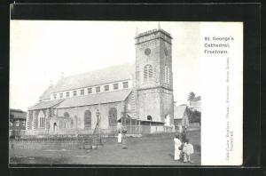 AK Freetown, St. George`s Cathedral