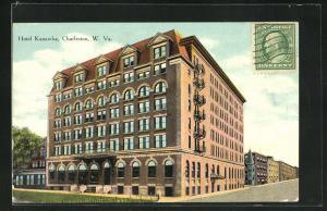AK Charleston, WV, Hotel Kanawha