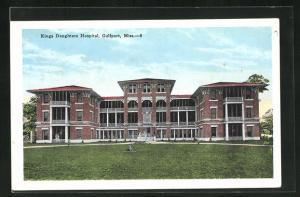 AK Gulfport, MS, Kings Daughters Hospital