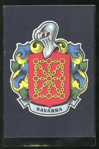 AK Navarra, Ansicht des Wappens