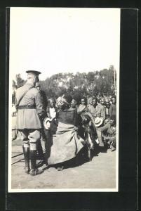 AK Mbabane, Einheimische Adlige und ein englischer Offizier