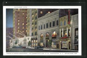 AK Washington D.C., Harvey`s Famous Restaurant, 1107 Conneticut Avenue