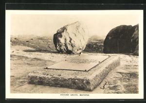 AK Matopos, Rhodes` Grave