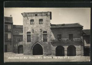 AK Santillana del Mar, Palazia de la Infanta Una Paz No. 2
