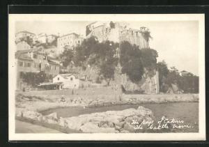 AK Kotor / Cattaro, Castle Novi
