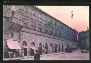 AK Perugia, La vecchia Universität