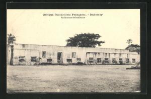 AK Dahomey, Architecture dahoméenne