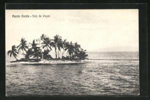 AK Puerto Cortes, Isla de Cayos