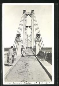 AK Deir Ez-Zor, the famous Bridge