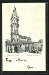 AK Trogir, Zborno-opatska crkva