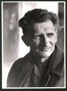 Fotografie Portrait Kunstmaler Raymond Dauphin