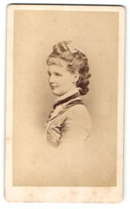 Fotografie Portrait Prinzessin Marie von Württemberg