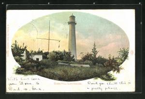 AK Bermuda, Gibbs Hill Lighthouse, Leuchtturm