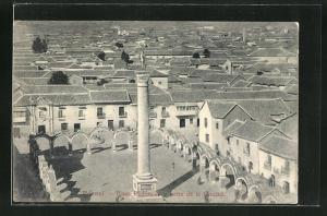 AK Potosi, Plaza Pichincha y Parte de la Ciudad
